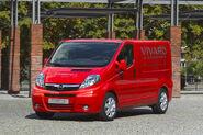 Opel Unveils Vivaro e-Concept 6