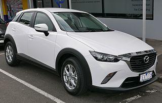 2015 Mazda CX-3Max 2WD wagon