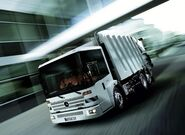 Mercedes-benz econic garbage lorry 1