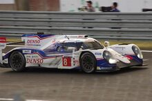 The Toyota TS040 brought toyota the 2014 fia wec constructures title