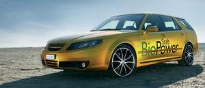 Saab bio rs