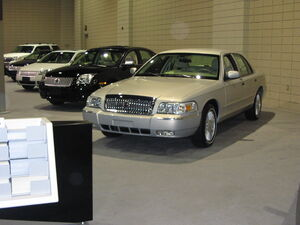 08 Mercury Grand Marquis2008