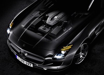 Mercedes-Benz-SLS AMG 2011 57small