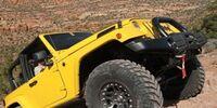 Jeep Wrangler Trail Boss Concept