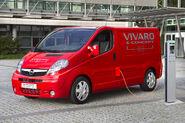 Opel Unveils Vivaro e-Concept 1