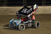 2013 WoO Sprint Car Champion Daryn Pittman