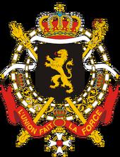 COA of Government of Belgium