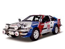 1988-silvia-200sx rally car