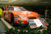 Tony Stewart's 2005 Brickyard