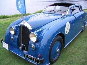 Voisin C28 Aerosport Coupe