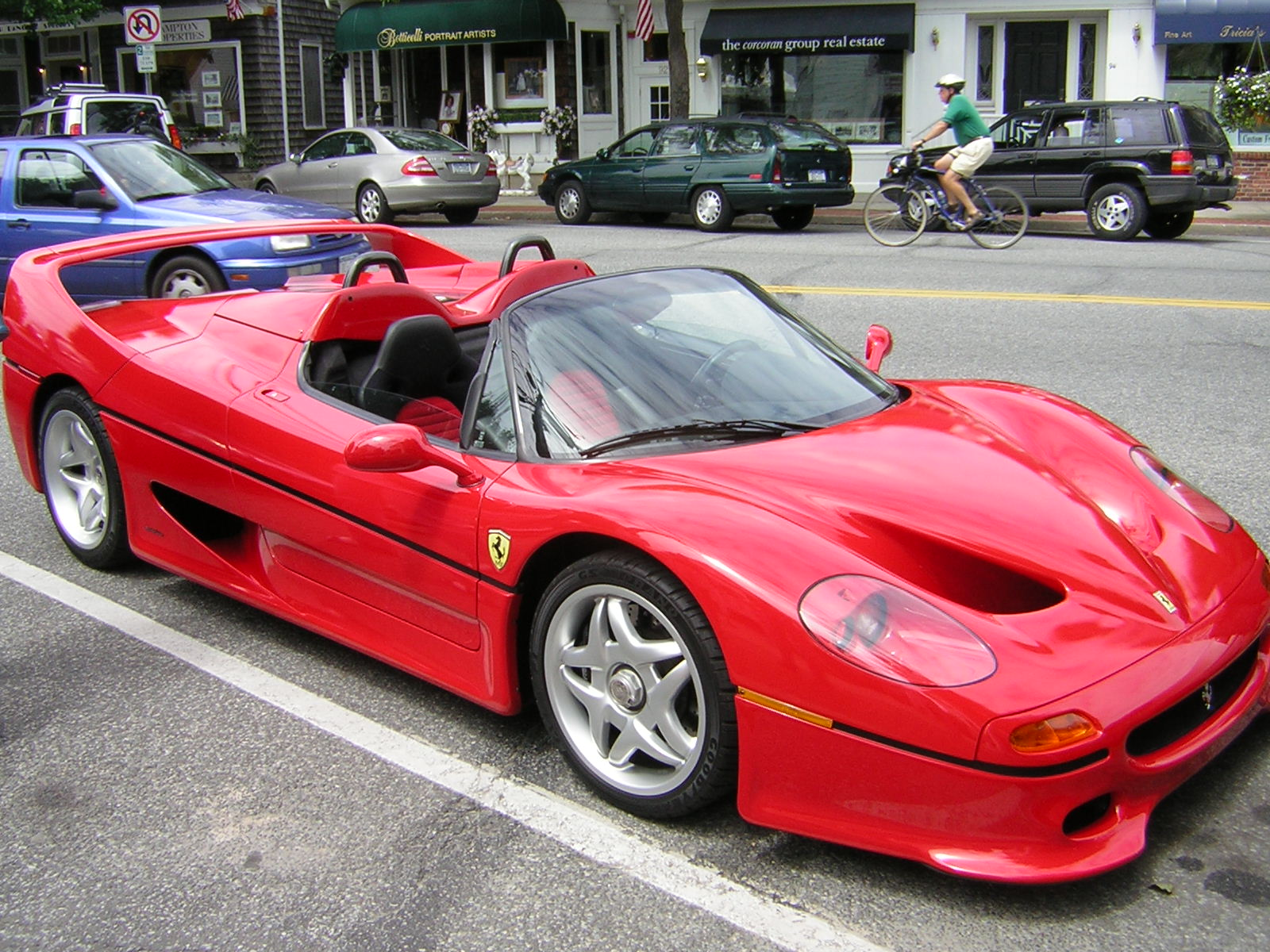 Ferrari f50 autopedia fandom powered by wikia ferrari f50 vanachro Image collections