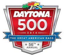 2014 Daytona 500 logo
