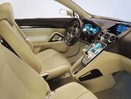 Opel antara interior