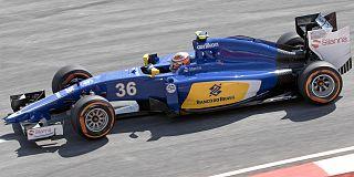 Raffaele Marciello 2015 Malaysia FP1 1