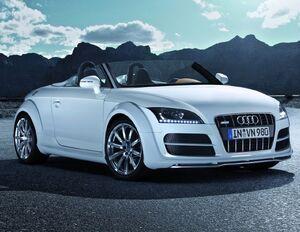 Audi TT Clubsport Quattro Concept 1