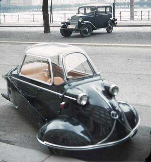 Messerschmitt Kabinenroller KR175