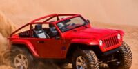 Jeep Wrangler Lower Forty Concept