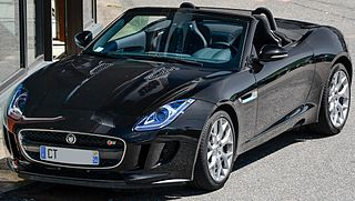 Jaguar F-Type S - Flickr - Alexandre Prévot