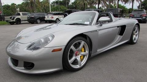 2005 Porsche Carrera GT Start Up, Exhaust, and In Depth Review