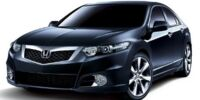 Honda Accord SR-9 Study