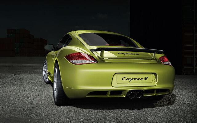 File:2012-Porsche-Cayman-R-rear-three-quarter.jpg