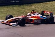 Alex Zanardi 1999 Canada