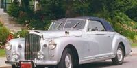 Bentley Mark VI Pininfarina