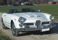 Alfa 2000 touring spider