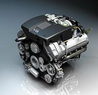 Jag AJ-V8 Engine