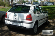 Piracicaba 10 2008 29 VW Gol Total Flex 2003 with logo