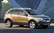 112 2006 las preview 07z-2007 opel antara-front right view