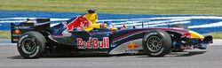 Klien (Red Bull) in practice at USGP 2005