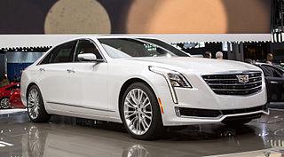 Cadillac CT6 04 2015