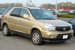 2004-07 Buick Rendezvous