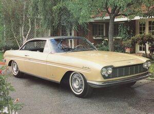 1961 Cadillac Jacqueline