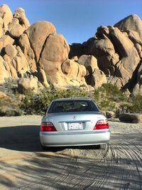 450px-2002 RL rear view