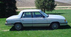 PlymouthReliant1987