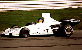 1974 Brands Hatch Race of Champions Reutemann Brabham BT44