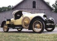 1923 Kissel Model 45 Gold Bug Speedster-july12a