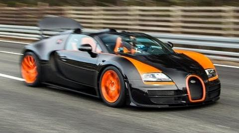 2013 Bugatti Veyron Grand Sport & the Record Setting Grand Sport Vitesse! - Ignition Episode 64