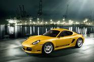 2011 Porsche Cayman R-10