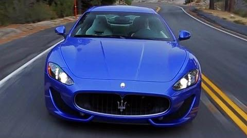 2013 Maserati Granturismo Sport The Seduction of Italian Luxury - Ignition Episode 39