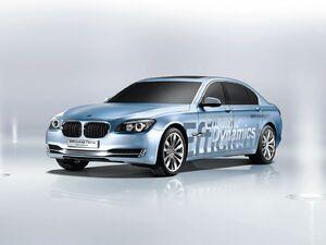 BMW 750i ActiveHybrid Concept