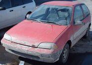 '89-'91 Chevrolet Sprint 3-Door