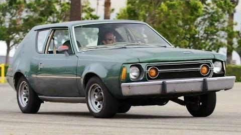 1975 AMC Gremlin The Legend Revisited! - Ignition Ep. 129