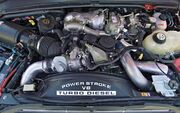 Super duty engine