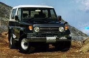 Toyota LandCruiser lj73