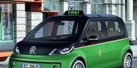 Volkswagen Milano Taxi EV Concept