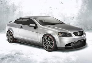 Holden Coupe 60 Concept 1
