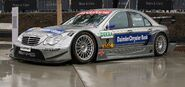 DTM car mercedes2006 Spengler